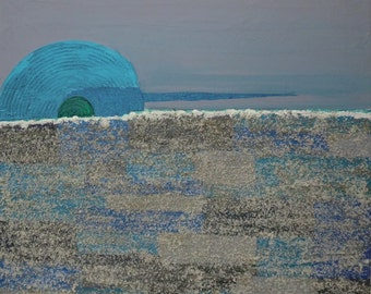 Photo: Spiaggia colorata