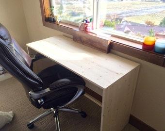 Pine Study Desk