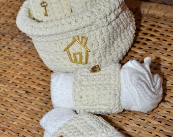Set of four Towels
