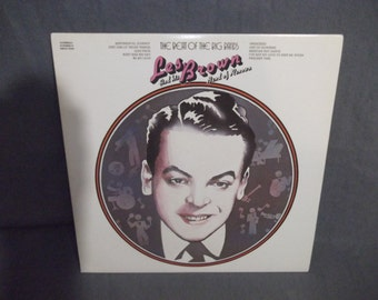 Vintage Les Brown and His Band of Renown 1982 CBS Records. Vinyl 33rpm