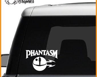 Phantasm Vinyl Vehicle Decal