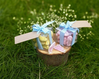 His and Hers Wedding Favours