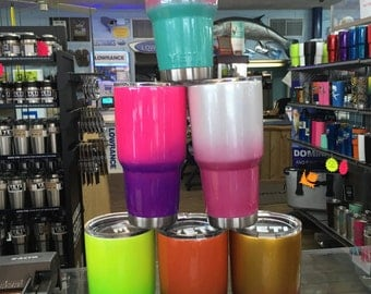 Yeti Color Fade Cups