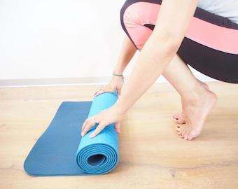 Remise en forme intuitive de tapis de Yoga Eco-Friendly - gear yoga - cadeau - méditation-
