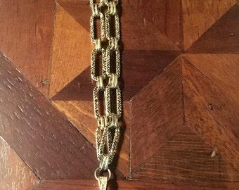 Black crystal pendant