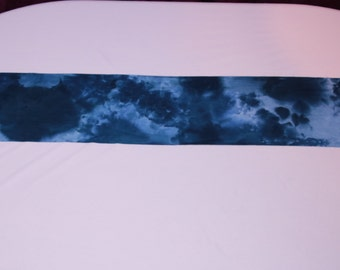Hand Dyed Fabric Piece # 29