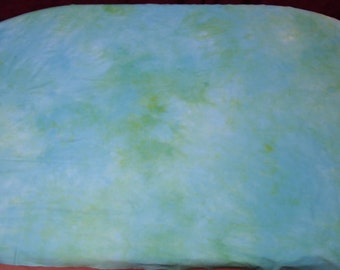 Hand Dyed Fabric Piece # 14