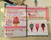 Ice Cream Planner Kit - LIMITED EDITION