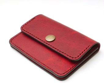 Simple Business card Holder pouch wallet