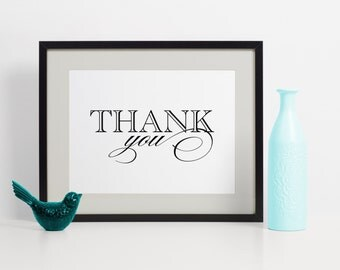 Thank You Sign For Wedding, Thank You Sign Printables, Thank You Sign Wedding, Thank You Sign For Wedding Guests, Thank You Signage