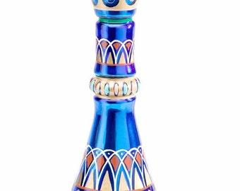 I Dream of Jeannie Bottle From Mario Della Casa The Blue Djinn Bottle