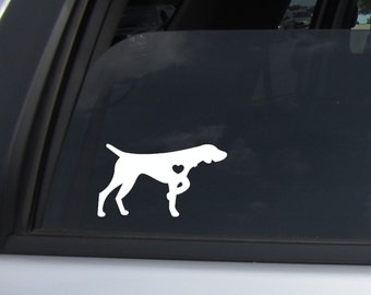 Dog Car Decals Etsy - Window decals near me