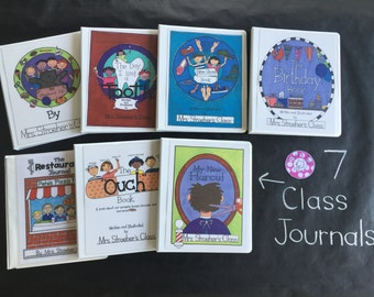 Take Home Classroom Journals