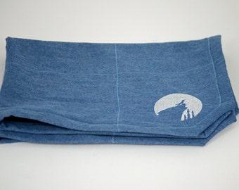 Medium Reversible Dog Blanket