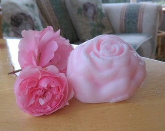 English Rose Handmade Soap