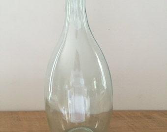 Blue/Green Glass Vase