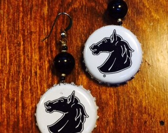 Wild Horses Dangle Earrings