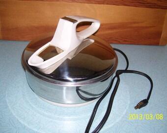 Vintage Toastess Brand Electric Tea Kettle