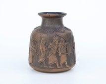 Scheurich 331-15 vase-ancient Egypt