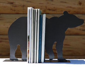 Grizzly Bear Bookend