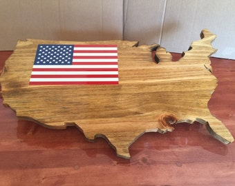 USA wall hanging, USA wall art, wall art, wall hanging, USA plaque, 4th of July