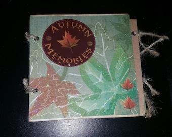 Autumn Memories Mini Album