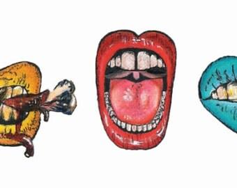 Seven Lips of Sin