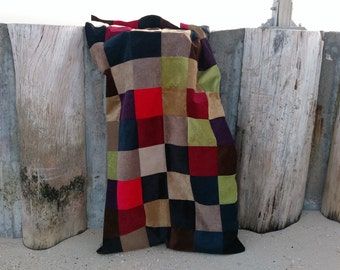 Unique-Beautiful Handmade Patchwork quilts-Cotton, chenille-Coverlet-Blanket-Home Decor- Made in Dubai-Textile