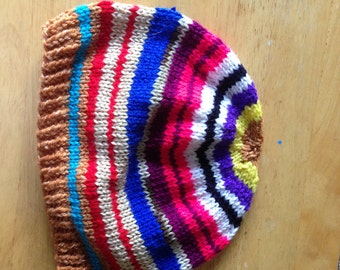Warm and cozy hat
