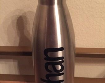 Custom Aluminum Water Bottle