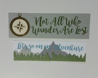 Tolkien bookmarks