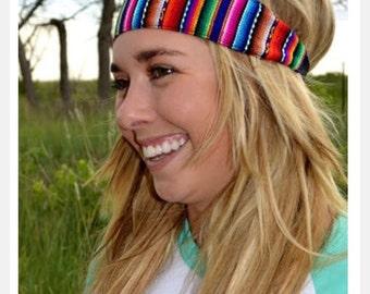 Serape Headband