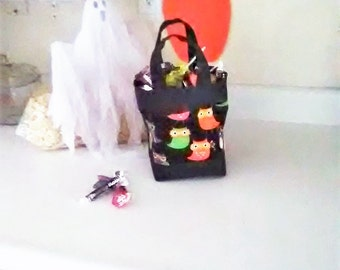 Halloween Trick-Or-Treat Tote Bag - in 3 Sizes