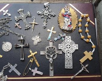 crosses (jewlery)