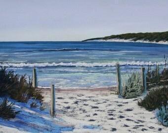 Fine Art Print - Smith's Beach Yallingup