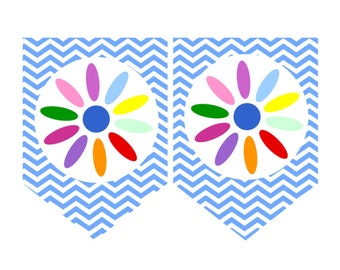 Daisy Girl Scout Troop Banner