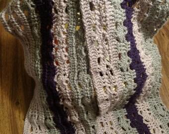 Comfy cozy winter scarf