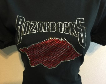 Arkansas Razorbacks BLING