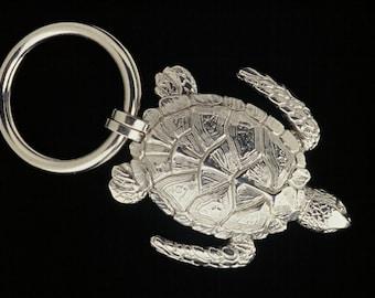 Sea Turtle Key Ring