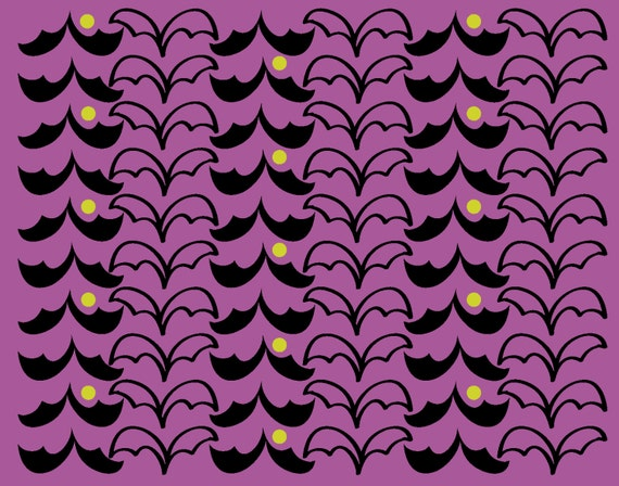 5869-59 purple bat