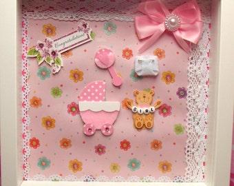 Baby Girl Handmade Gift