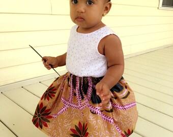 baby girl umbrella skirt