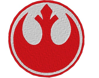 Extra Large Star Wars Rebel Alliance Patch