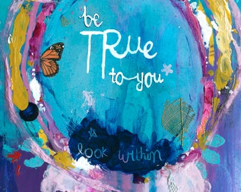 be true {love note}