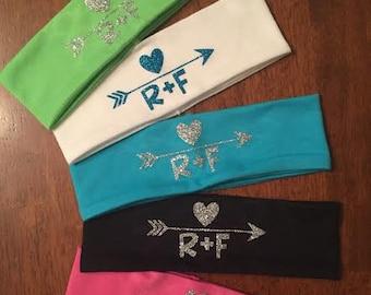 Set of 5! Rodan + Fields headbands/Cotton-jersey knit headbands