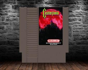 Castlevania Blood Moon - Whip Cracking Good Adventure through Gothic Lands - NES
