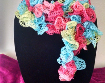 Spring Meadow Scarf