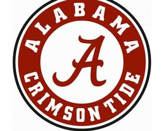 30%OFF Alabama Crimson Tide Monogram Frame SVG Vector Svg Eps Dxf Jpeg Format Digital Download ...