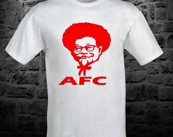 AFC Afro Fried Chicken / Hip Hop / Rap / Hipster / Funny T Shirt