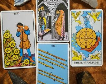 Tarot Career Reading